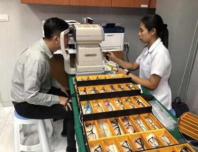 ตรวจสุขภาพประจำปีพนักงาน บริษัท พิกเซอร์ (ประเทศไทย) จำกัด