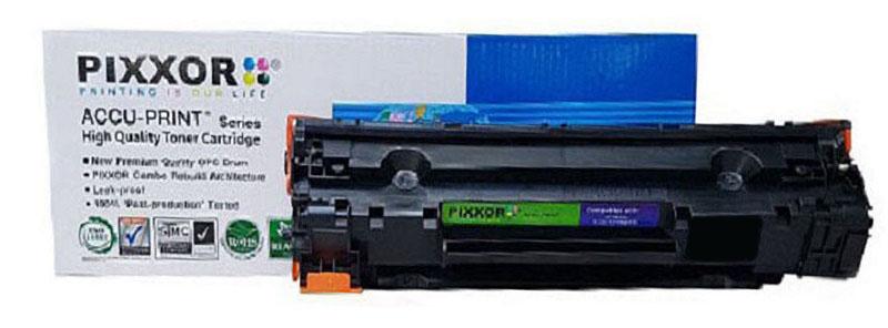 ตลับหมึก PIXXOR สำหรับ HP Cartridge CE285A BK CHIP