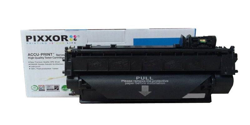 ตลับหมึก PIXXOR สำหรับ HP Cartridge CF280A BK CHIP